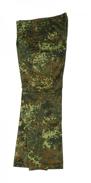 BW Feldhose 5-Farben Flecktarn