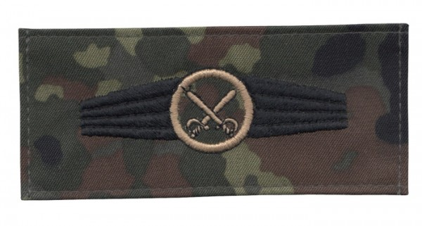 BW Tätigkeitsabz. Allg.Heeresdienst Tarn/Bronze