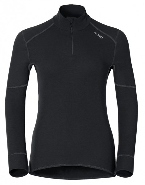 Odlo Women Unterhemd 1/4 Zip X-Warm