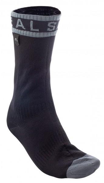 SealSkinz Waterproof Warm Weather Mid Sock Hydrostop