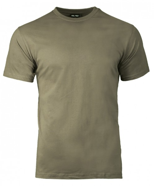 Mil-Tec T-Shirt US Style Coyote