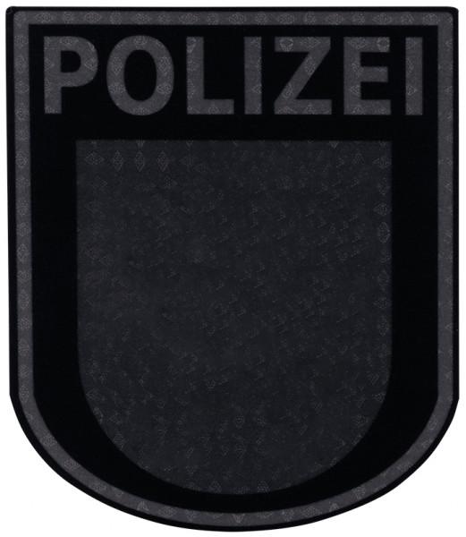 Infrarot Patch Polizei Thüringen Blackops