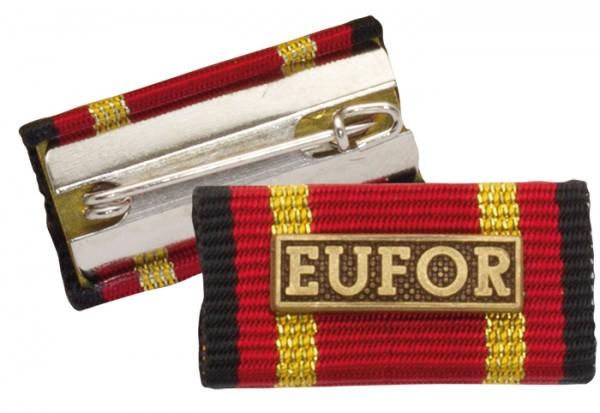 Bandschnalle Auslandseinsatz EUFOR Bronze