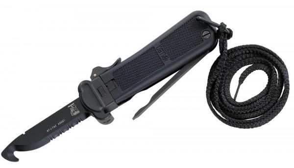 Eickhorn Rettungsmesser RT-1 TAC Schwarz