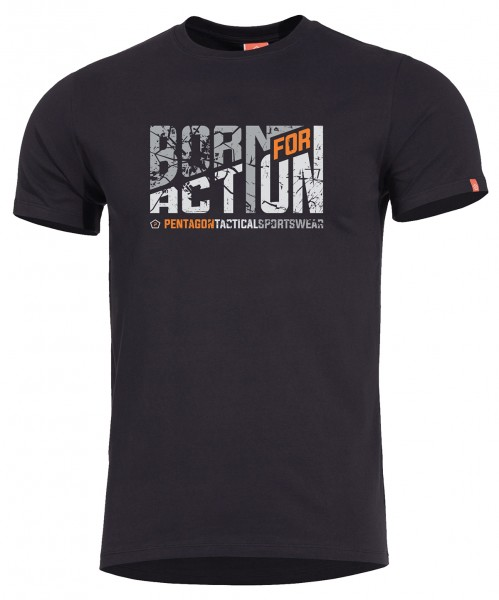 Pentagon Ageron T-Shirt Born for Action