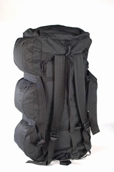 Combat Carrying Duffel Bag TAP 98Liter Black