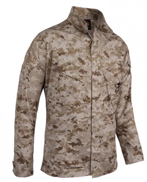 GI USMC Marpart Shirt Original Desert Digital