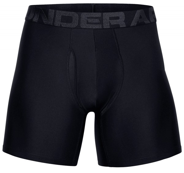 Under Armour Tech Boxer Shorts 6 Inch 2er Pack