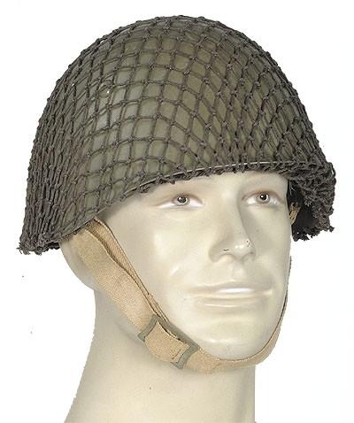 Italienisches Helmtarnnetz WW2 Neuwertig