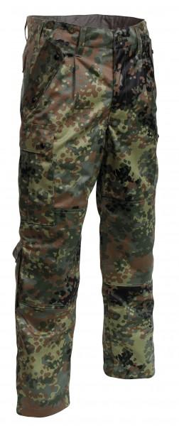 BW Feldhose Commando Flecktarn
