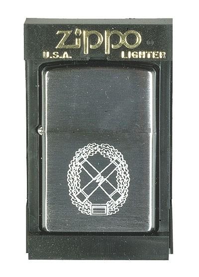 Zippo Feuerzeug Motiv Artillerie