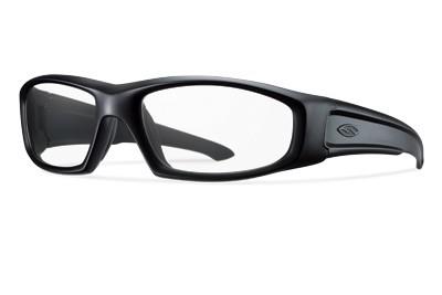 Smith Optics HUDSON TACTICAL BLACK Clear