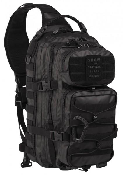 One Strap Assault Pack Large Tactical Black