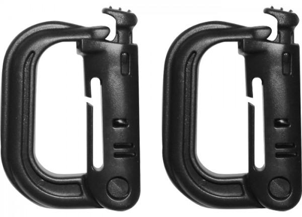 Viper V-Locks ABS D-Ringe 2er Pack