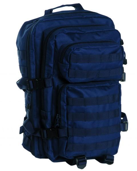 US Assault Pack Large Dunkelblau