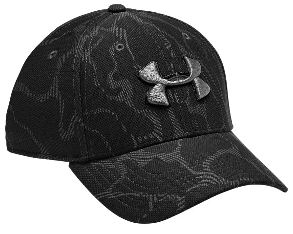 Under Armour Printed Blitzing 3.0 Stretch Fit Cap