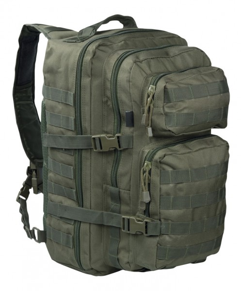 One Strap Assault Pack Large Oliv