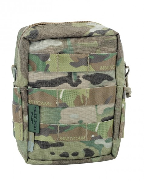 Warrior Small Molle Medic Pouch Multicam