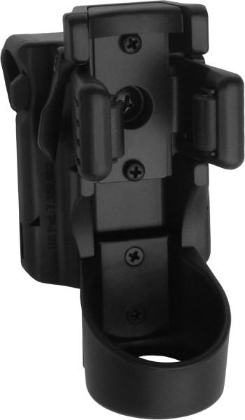 ESP Taschenlampen Halterung 34 mm mit Gürtelklammer