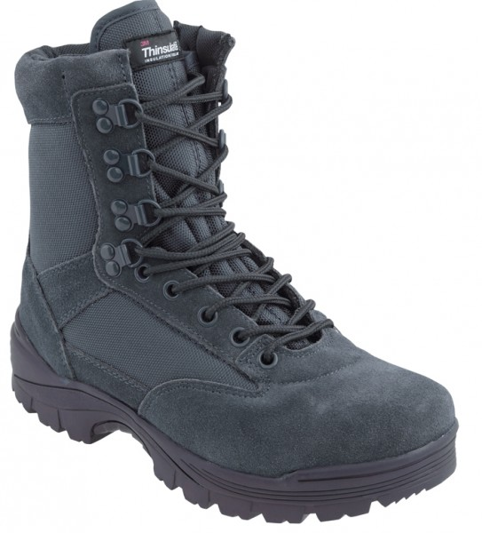 Mil-Tec Tactical Boot Side Zip