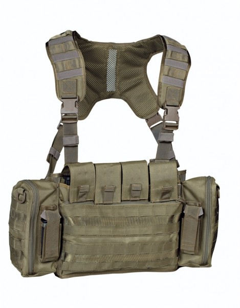 75Tactical Chest Rig Y5 Coyote