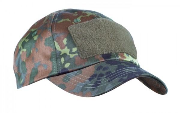 Tactical Cap Original 5-Farben Flecktarn