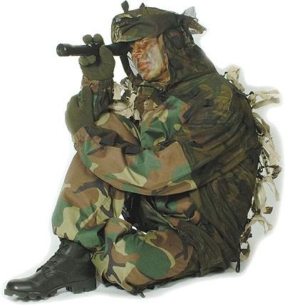 Russisch. Scharfschützenanzug 2-teilig. Neu