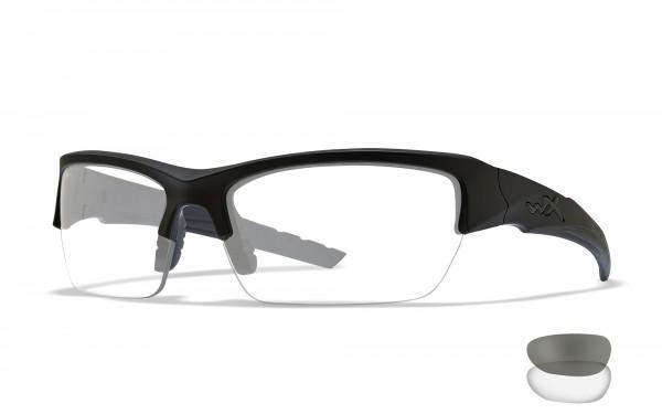 Wiley X Valor Schutzbrille Smoke/Clear
