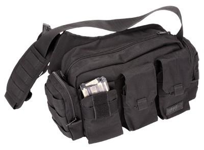 5.11 Bail Out Bag Schwarz