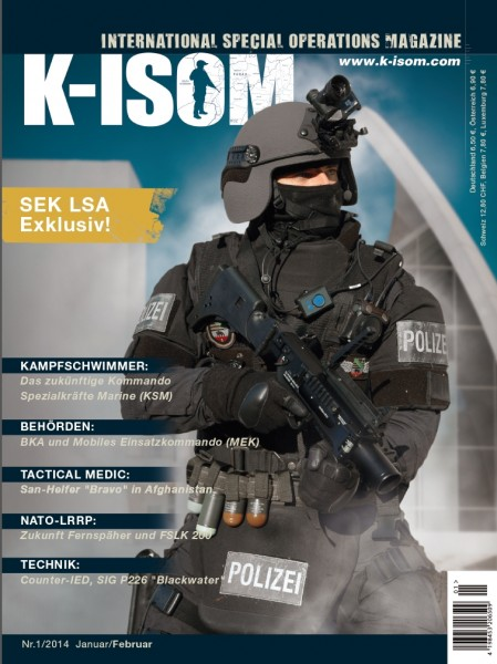 Kommando Magazin K-ISOM Ausgabe: 33 Nr.1/2014