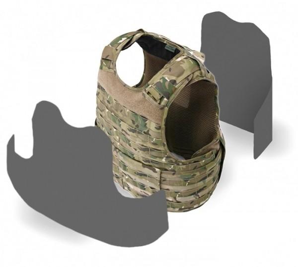 NEXUS Ballistik Level NIJIIIa Set für Raptor Carrier