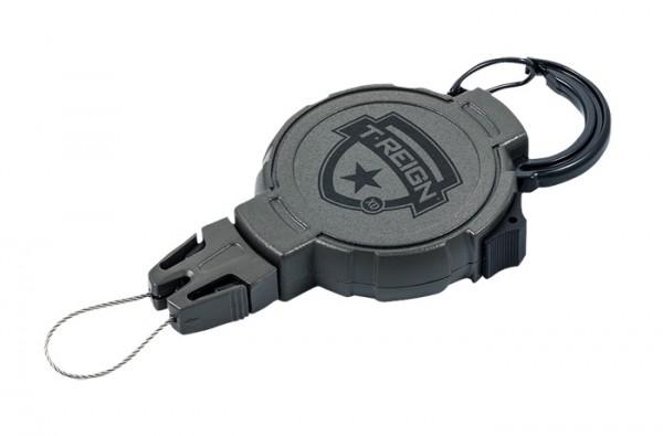 T-Reign Gear Tether Oliv Xtreme Karabiner