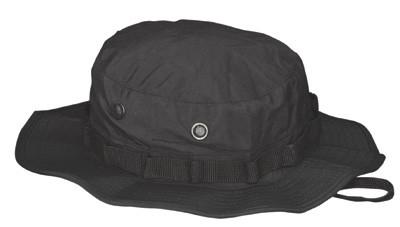 Moisture Protection Hat Mil-Tec Boonie Black