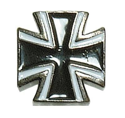 BW Mützenanstecker Metall Eisernes Kreuz