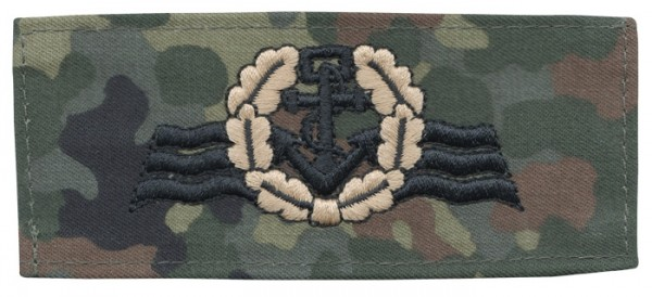 BW Tätigk.Abz. Seefahrendes Personal Tarn/Bronze