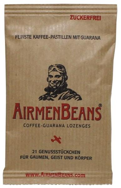 AirmenBeans Kaffee Guarana Pastillen