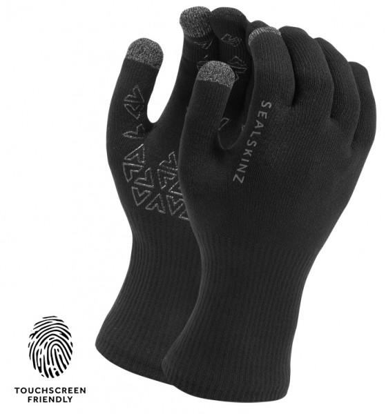 Handschuhe SealSkinz Ultra Grip Touchscreen
