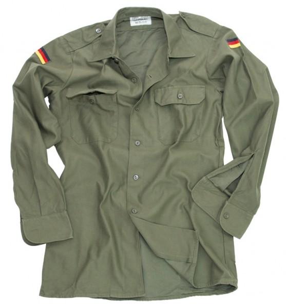 BW Feldhemd Langarm Gebraucht