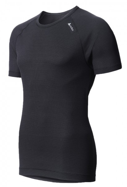 Odlo Kurzarm - Shirt CUBIC Light Schwarz