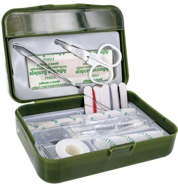 Highlander First Aid Kit Cadet Oliv