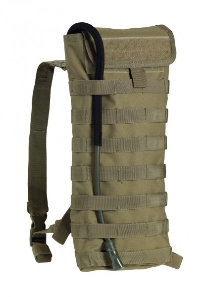 Condor Hydration Carrier m. 3 Liter Blase Coyote