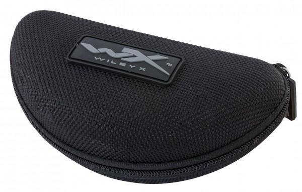 Wiley X Black-Grey Zippered Case Brillenetui