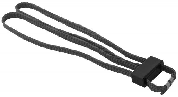 ESP Textil Einwegfessel Schwarz