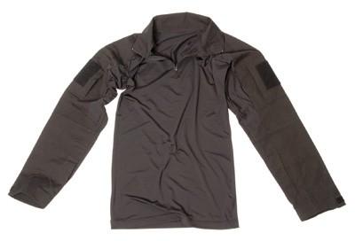 Mil-Tec Tactical Shirt Schwarz