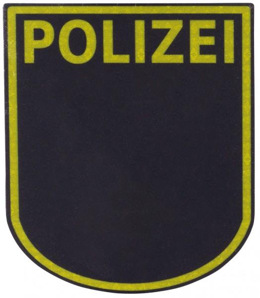 Ärmelabzeichen Polizei Sachsen-Anhalt Reflektierend