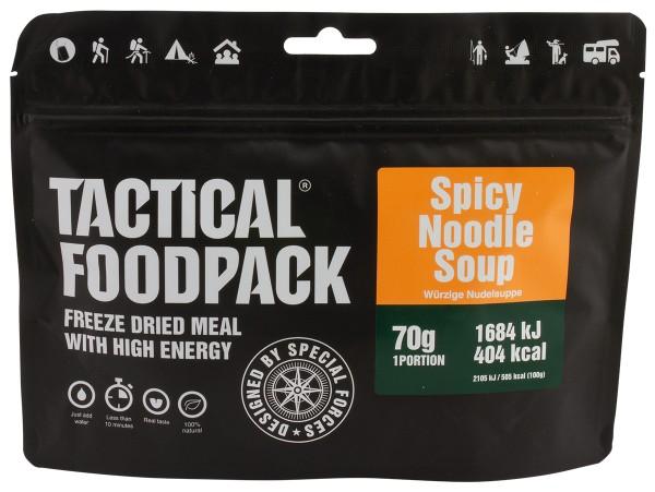 Tactical Foodpack - Würzige Nudelsuppe
