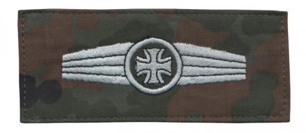 BW Tätigkeitsabz. Kompaniefeldwebel Tarn/Silber