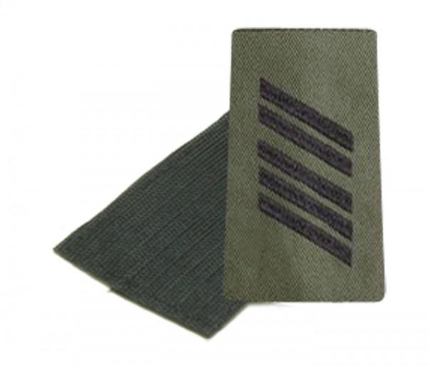 BW Rangschl. Oberstabsgefr. Heer Oliv/Schw. Klett