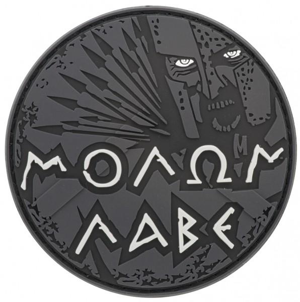 Maxpedition Rubber Patch MOLON LABE Swat