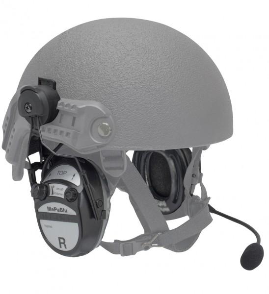 MePaBlu PROFI II MIL-K SoftGel mit Helmhalter
